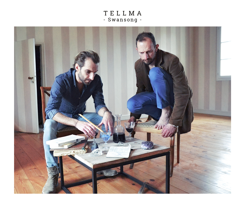 "TELLMA Premier EP """"Swansong"" (New Light)"